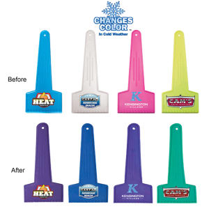 Promotional Ice Scrapers-80-40056