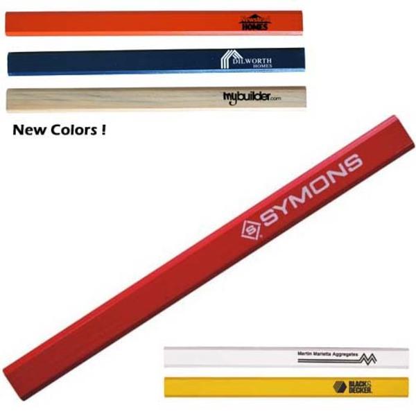 Budget - Carpenter pencil