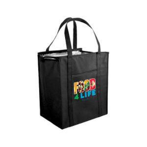 Non-woven polypropylene insulated bag,