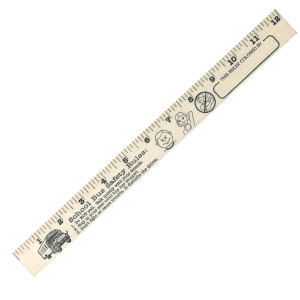 Promotional Rulers/Yardsticks, Measuring-90613