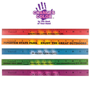 Promotional Rulers/Yardsticks, Measuring-91312