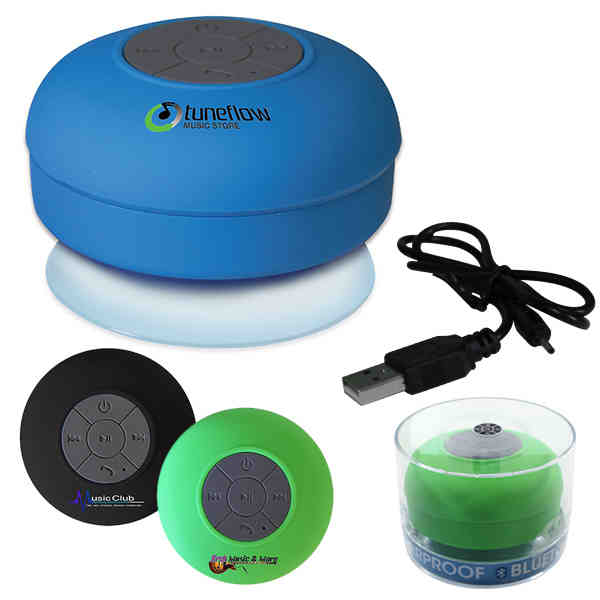 Halcyon® Waterproof Bluetooth® Speaker,