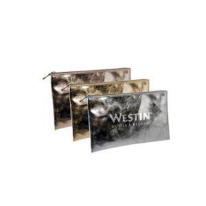 Promotional Pouches-METALLICZIPPER