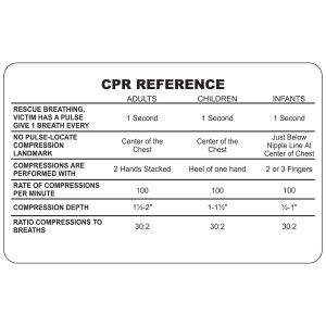 Promotional Medical ID Cards-WC401-WC1