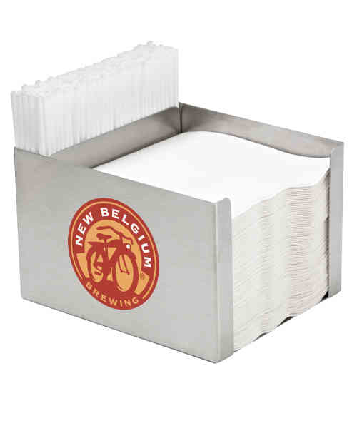 Cocktail Napkin Holder with