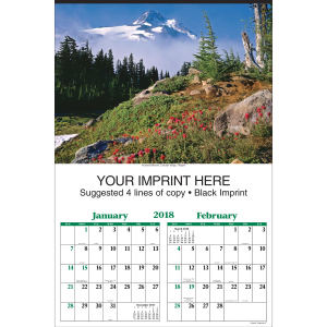 Promotional Contractor Calendars-604