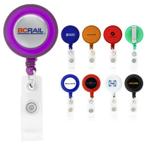 Promotional Retractable Badge Holders-L301