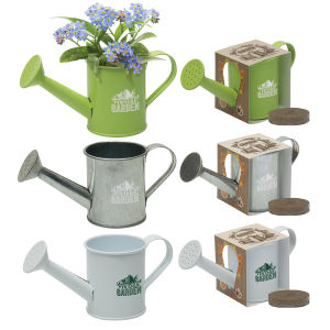 Mini watering can blossom