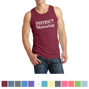 Promotional Tank Tops-PC099TT