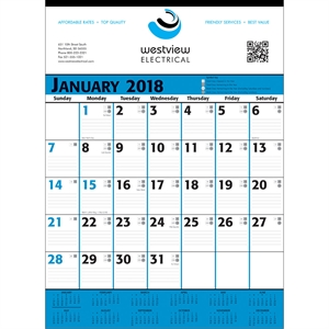 Promotional Contractor Calendars-373