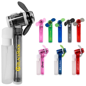 Promotional Spray Bottles/Fans-T871