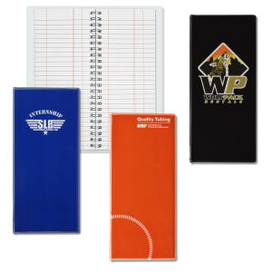 Wire-O Tally book.
