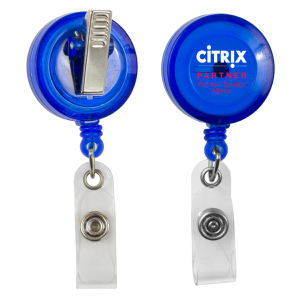 Promotional Retractable Badge Holders-RBRAD