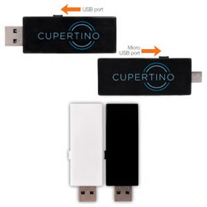 Promotional USB Memory Drives-Cupertino-8GB