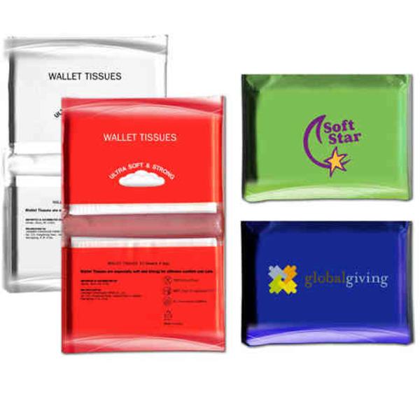Tissue pack, full color.