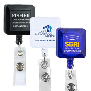 Promotional Retractable Badge Holders-RBR11D