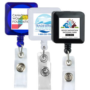 Promotional Retractable Badge Holders-RBR6