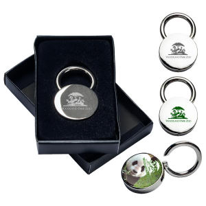 Promotional Metal Keychains-A4065
