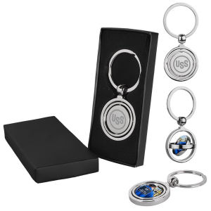 Promotional Metal Keychains-A7302