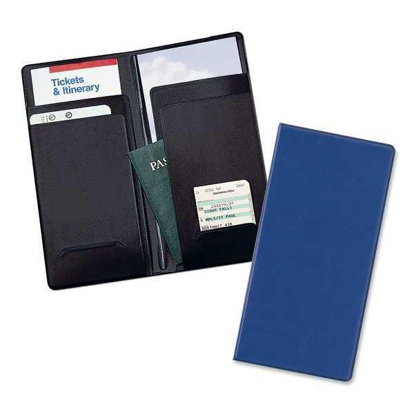 Passport holder case made
