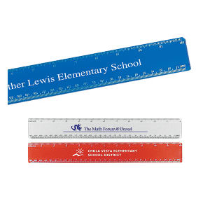 Promotional Rulers/Yardsticks, Measuring-97012