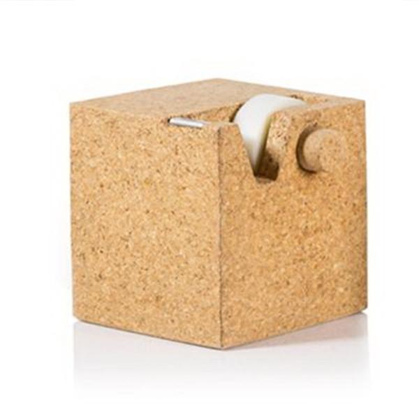 Cork cube shape tape