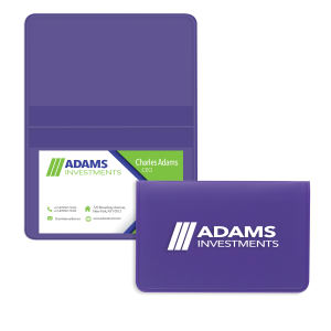 Promotional Card Cases-4110