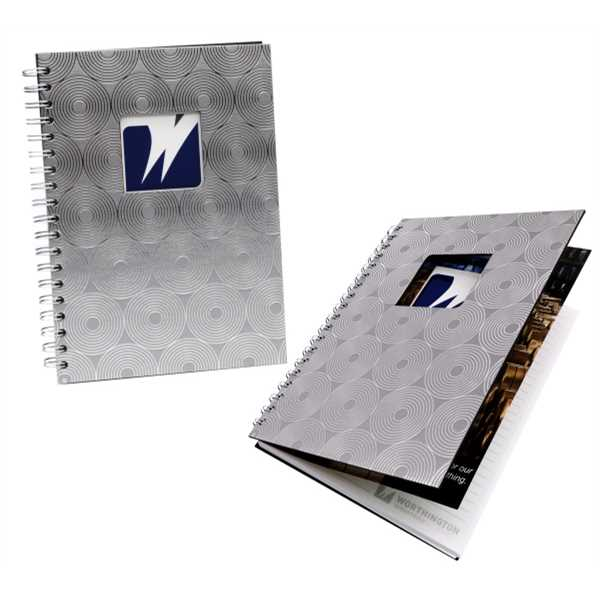 Boardroom Spiral Journal with