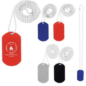 Promotional Dog Tags-ID102