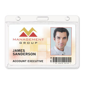 Promotional Badge Holders-726-T1
