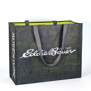 Promotional Tote Bags-L1610-3