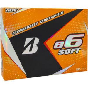 Promotional Golf Balls-E6SOFT-FD