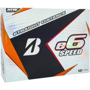 Promotional Golf Balls-E6SPEED-FD