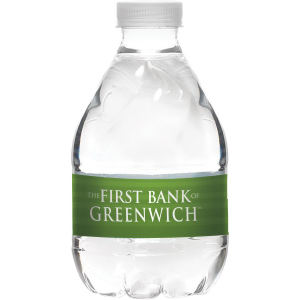 8 oz. Bottled water