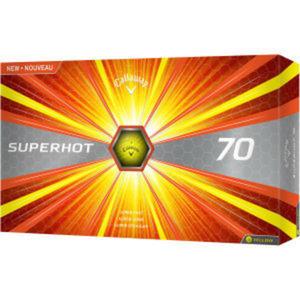 Promotional Golf Balls-SUPERHOT70-FD