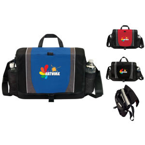 Promotional Briefcases-MESSENGER-E256