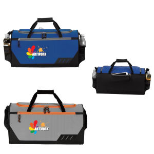 Promotional Gym/Sports Bags-DUFFLE-E257