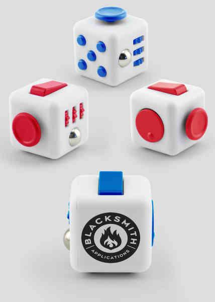 Fidget Cube Stress Reliever