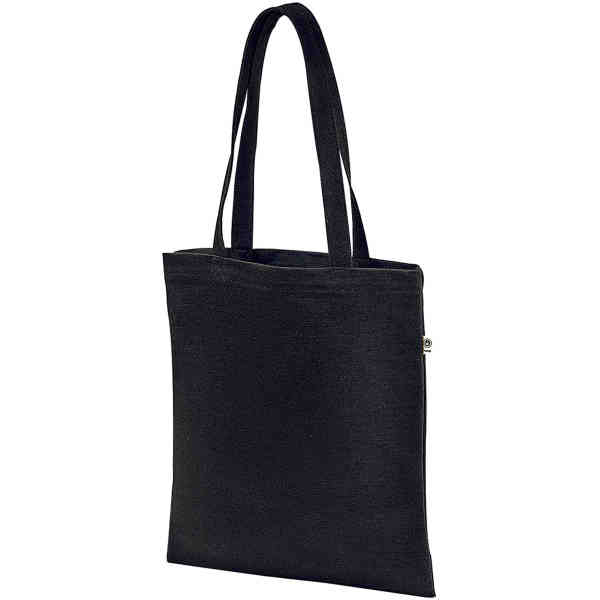Hemp simplicity tote bag