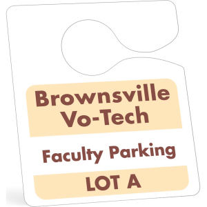 Promotional Parking Permits-584-02