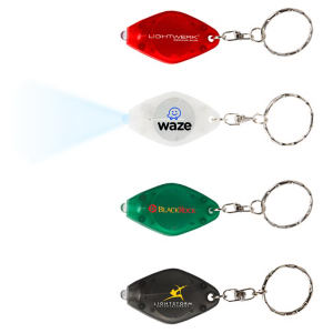 Promotional Keytags with Light-K446