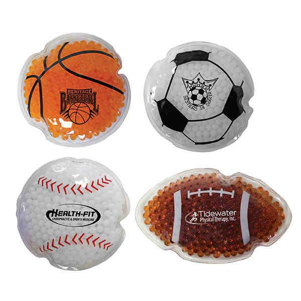 Sport gel bead hot/cold