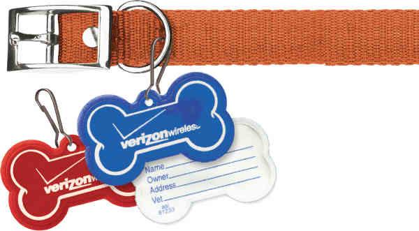 Dogbone tag measuring 2
