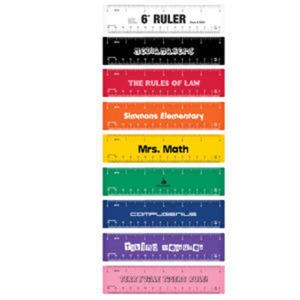 Promotional Rulers/Yardsticks, Measuring-9809