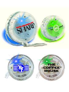 Crystal Clear Lighted Yo-Yo