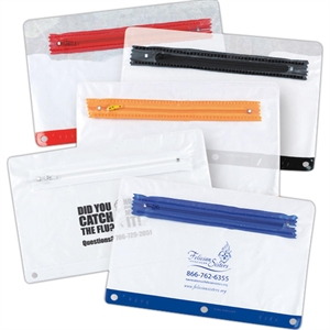 Promotional Vinyl ID Pouch/Holders-FUN840