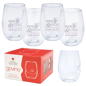 Promotional Drinking Glasses-544