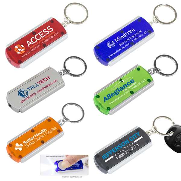Voyager Slim Keyholder Keylight