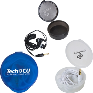 Promotional Headphones-TEC47EB