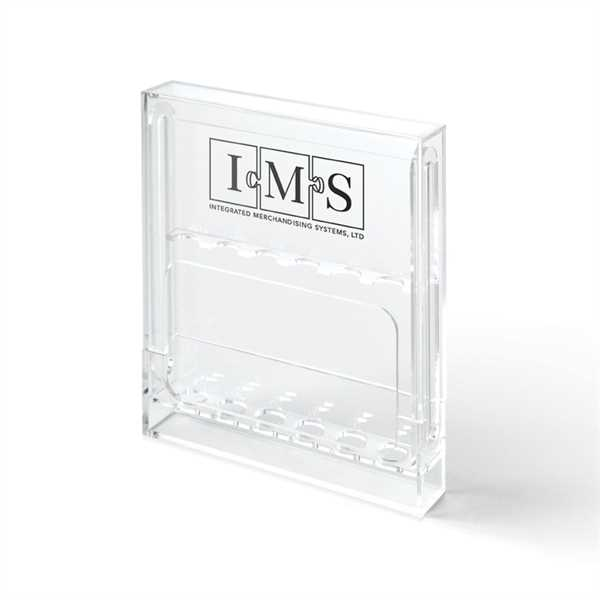 Acrylic display case for